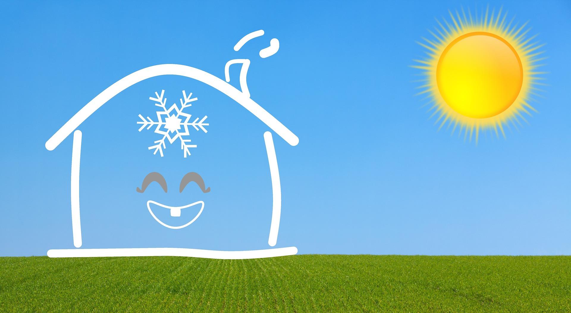 Riscaldamento casa. I sistemi più ecologici